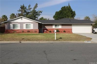 19364 Woodhill Street, Rialto, CA 92376 - MLS#: CV18013545