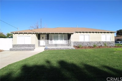 17156 Marygold Avenue, Fontana, CA 92335 - MLS#: CV18013765