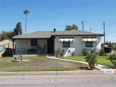 4804 N Brightview Drive, Covina, CA 91722 - MLS#: CV18015410