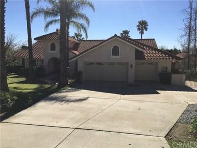 10535 Ridge Canyon Road, Rancho Cucamonga, CA 91737 - MLS#: CV18016186
