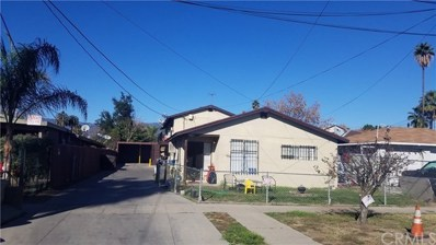216 E 10th Street, San Bernardino, CA 92410 - MLS#: CV18016228