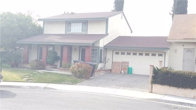 2625 S Moorland Place, West Covina, CA 91792 - MLS#: CV18016704