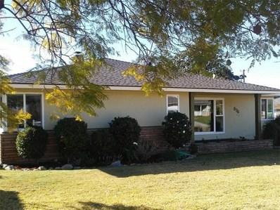 876 E Whitcomb Avenue, Glendora, CA 91741 - MLS#: CV18017497