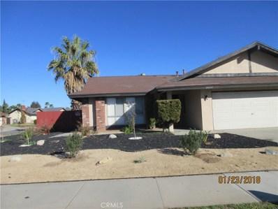 24246 Tierra De Oro Street, Moreno Valley, CA 92553 - MLS#: CV18017878