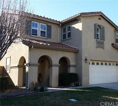 16543 El Revino Drive, Fontana, CA 92336 - MLS#: CV18018668