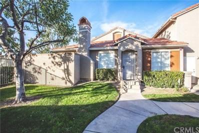 7643 Haven Avenue UNIT B, Rancho Cucamonga, CA 91730 - MLS#: CV18018951