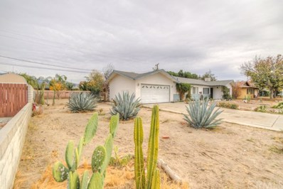541 S Andrews Avenue, San Jacinto, CA 92583 - MLS#: CV18019776