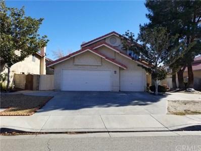 37940 Boxthorn Street, Palmdale, CA 93552 - MLS#: CV18021327