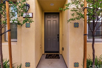 7266 Fortana UNIT 20, Rancho Cucamonga, CA 91739 - MLS#: CV18024488