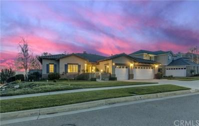 12589 Carmel Knolls Drive, Rancho Cucamonga, CA 91739 - MLS#: CV18025104