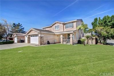 15356 Gatwick Lane, Fontana, CA 92336 - MLS#: CV18025484