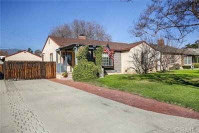 449 Elder Drive, Claremont, CA 91711 - MLS#: CV18026281