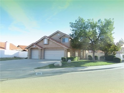 1584 Napa Court, San Jacinto, CA 92583 - MLS#: CV18026460