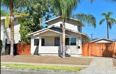 786 Washington Avenue, Pomona, CA 91767 - MLS#: CV18029190