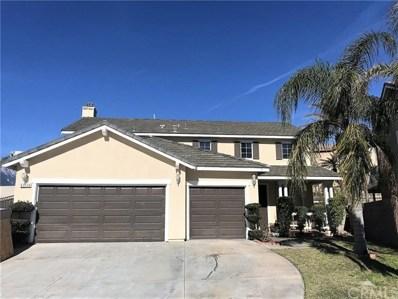15534 Northwind Avenue, Fontana, CA 92336 - MLS#: CV18029356