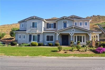 4870 Laurel Ridge Drive, Riverside, CA 92509 - MLS#: CV18029494