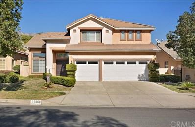 10960 Belcanto Drive, Rancho Cucamonga, CA 91737 - MLS#: CV18030396