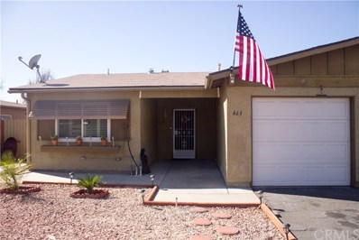 663 Solano Drive, Hemet, CA 92545 - MLS#: CV18031614