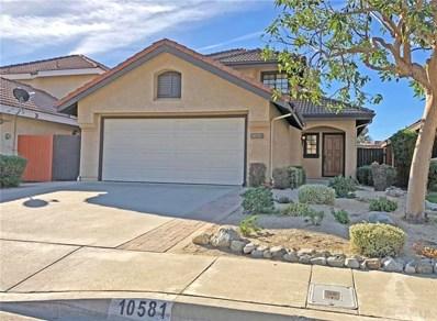10581 Sunburst Drive, Rancho Cucamonga, CA 91730 - MLS#: CV18032007