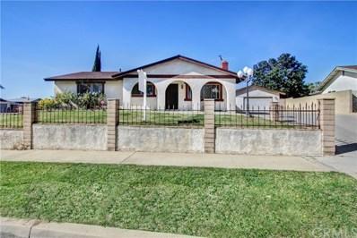 7184 Teak Way, Rancho Cucamonga, CA 91701 - MLS#: CV18033098