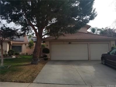 10670 Mohave Court, Moreno Valley, CA 92557 - MLS#: CV18033588