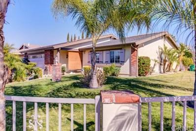 12717 Russell Avenue, Chino, CA 91710 - MLS#: CV18034573