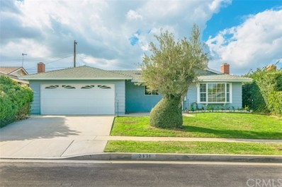 2131 Camwood Avenue, Rowland Heights, CA 91748 - MLS#: CV18035242
