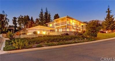 2433 Sierra Drive, Upland, CA 91784 - MLS#: CV18036512