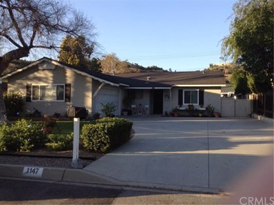 1147 Crown Street, Glendora, CA 91740 - MLS#: CV18037178