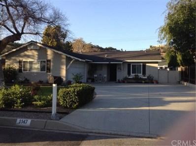 1147 Crown Street, Glendora, CA 91740 - MLS#: CV18037178