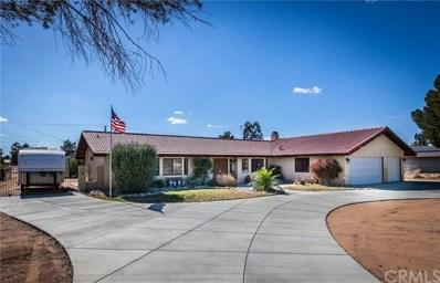 20071 Serrano Road, Apple Valley, CA 92307 - MLS#: CV18037860