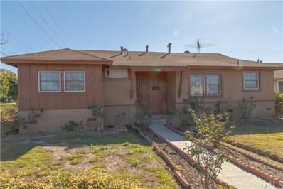 1162 Sandsprings Drive, La Puente, CA 91746 - MLS#: CV18038365