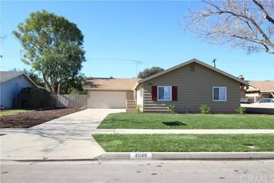 4048 Royce Street, Riverside, CA 92503 - MLS#: CV18038546