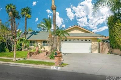 723 Basetdale Avenue, Whittier, CA 90601 - MLS#: CV18038597