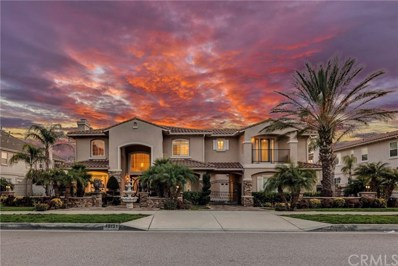 13131 Norcia Drive, Rancho Cucamonga, CA 91739 - MLS#: CV18038715