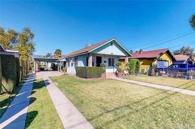1038 W 10th Street, San Bernardino, CA 92411 - MLS#: CV18038724