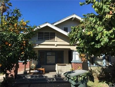 701 N San Antonio Avenue, Pomona, CA 91767 - MLS#: CV18038892