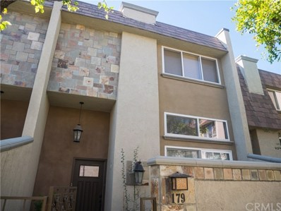 21901 Lassen Street UNIT 179, Chatsworth, CA 91311 - MLS#: CV18039369