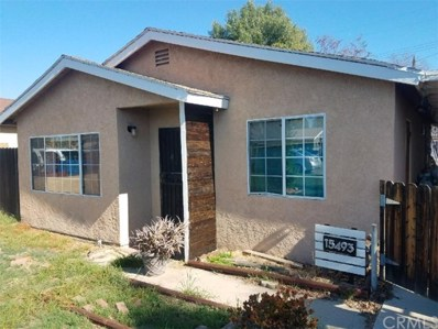 15493 Pheasant Street, Chino Hills, CA 91709 - MLS#: CV18040137