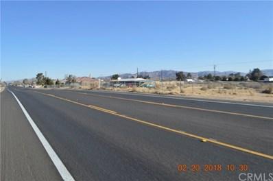 0 Navajo Road, Apple Valley, CA 92307 - MLS#: CV18040619