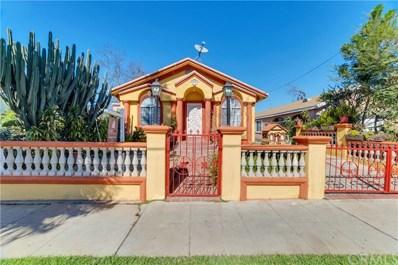 1541 E 48th Place, Los Angeles, CA 90011 - MLS#: CV18041388