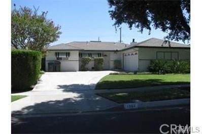 1552 Lassen Street, Redlands, CA 92374 - MLS#: CV18042121