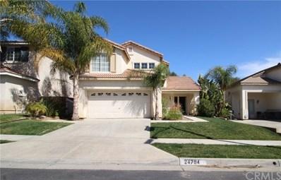 24794 Tumbleweed Court, Murrieta, CA 92563 - MLS#: CV18042861