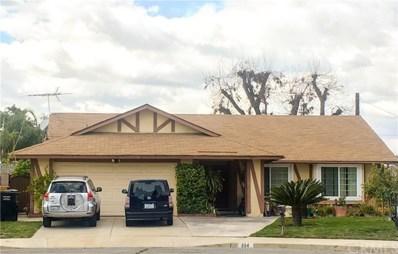 894 Hastings Court, Pomona, CA 91768 - MLS#: CV18043371