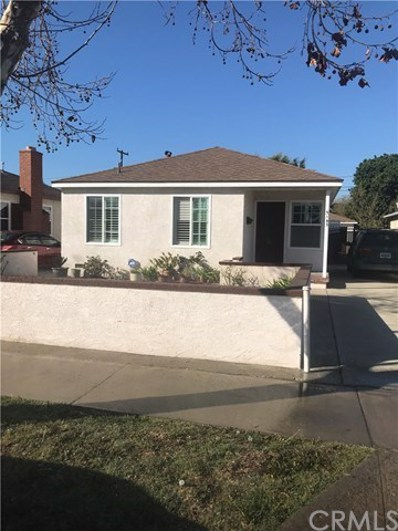 5143 W 136th Street, Hawthorne, CA 90250 - MLS#: CV18043781