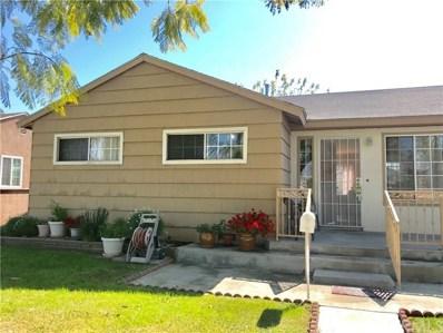 15654 E Grovecenter Street, Covina, CA 91722 - MLS#: CV18044667