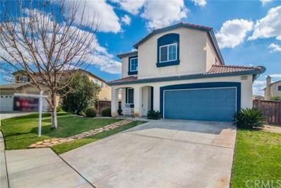 2262 Purple Finch Court, San Jacinto, CA 92582 - MLS#: CV18047648