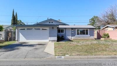 1391 N Fenimore Avenue, Covina, CA 91722 - MLS#: CV18048456