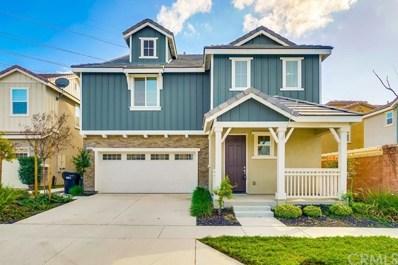 7817 Botany Street, Chino, CA 91708 - MLS#: CV18048506