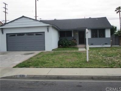 520 E Celeste Street, Azusa, CA 91702 - MLS#: CV18050221
